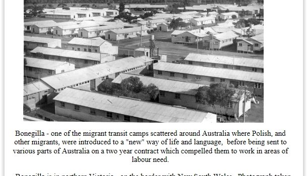 De Australische droom….de werkelijkheid was vaak hard
