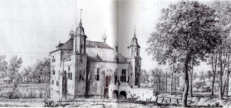 De Nederlandse geschiedenis van Frugte begint bij Huis te Linschoten